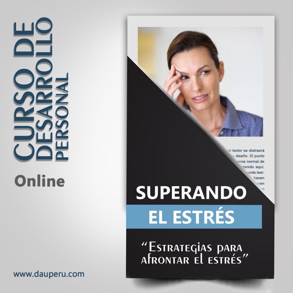 TODO EL AÑO - CURSO ONLINE - SUPERANDO EL ESTRES