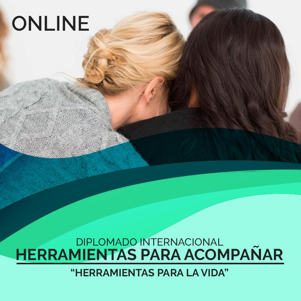 VII DIPLOMADO INTERNACIONAL HERRAMIENTAS PARA ACOMPAÑAR -